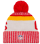 NEW-ERA-2017-18-SPORT-KNIT-NFL-Onfield-Sideline-Beanie-Winter-Pom-Knit-Cap-Hat thumbnail 54