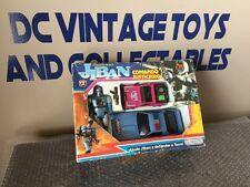 Vintage GLASSLITE BRAZIIL 1980's JIBAN Commando Justiceiro Tv Toys