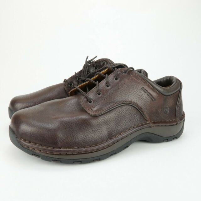 Red Wing Shoes Stitchmax Brown Leather
