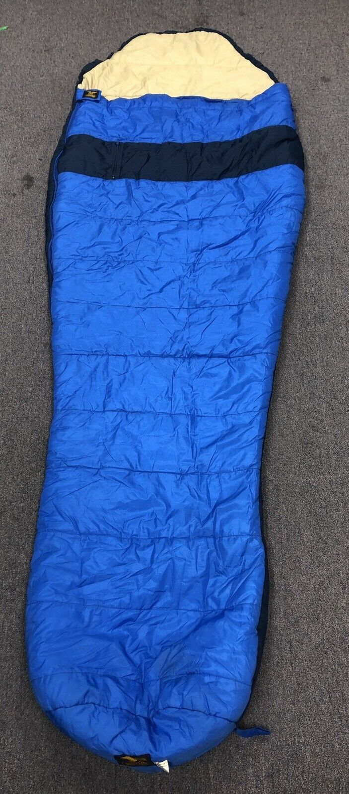 Salewa 2882  Snow Fox Long Sleeping Bag bluee Yellow Insulated Camping  support wholesale retail