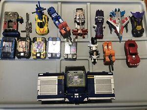 Transformers Scout Class Lot! Plus Soundwave!!!