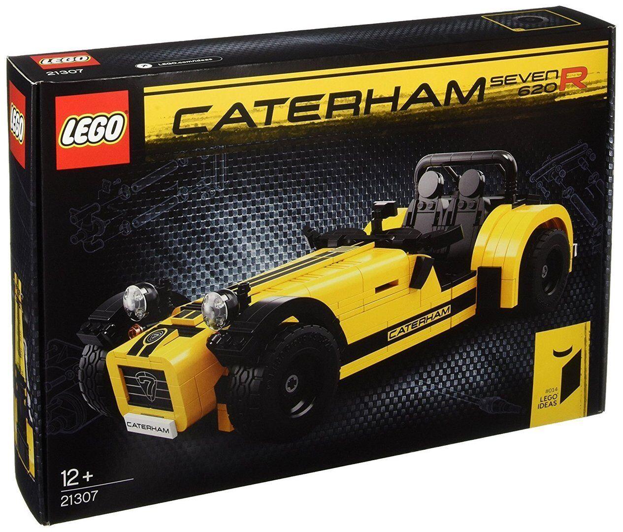Lego 21307 - Caterham Seven 620r - NUEVO