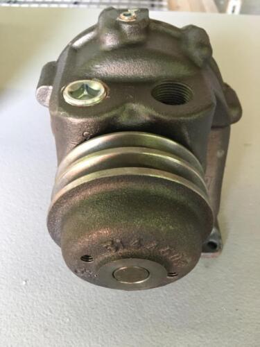 5144686 R23506007 REBUILT R.H WATER PUMP FOR DETROIT DIESEL 53 ENGINES
