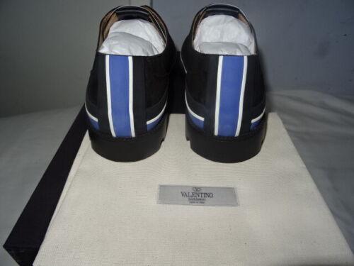 £ bootlike in Mens Sneakers 535 Rrp blu marino camoscio Garavani stringate Valentino AvxFwgqT