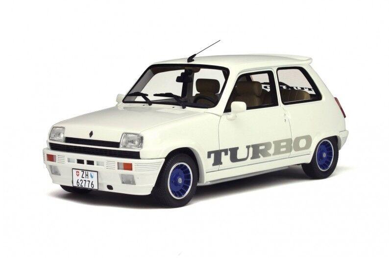 Renault 5 Gordini blanco 1 18 OT691 OTTO Mobile