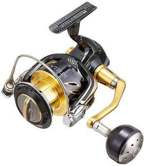 Shimano Stella solo Weave 6000XG Spinning Cocheretes Pesca Nuevo Japón