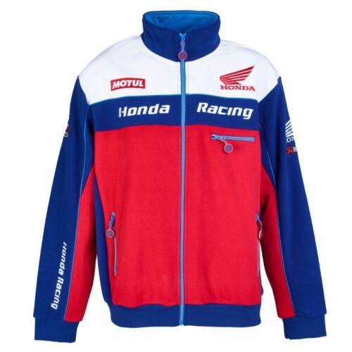 2018 18hend Felpa Endurance ufficiale af1 Honda Team Wxr76Iwnq7