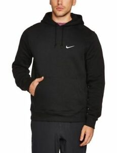New With Tags Mens Nike Club Gym Athletic Swoosh Hoodie Hooded Sweatshirt
