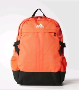 Adidas power 3 strip backpack Size M for sport gym outdoor  school ... 6721e77168221