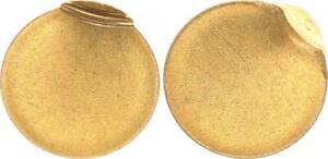 Weimar 10 Pfennig Mintmark D, Lack Coinage 95% Dezentriert Very Rarely XF