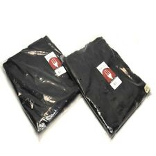 2 New Chef Works Nbbp 000 3xl Black Essential Baggy Chef Pants 3xl