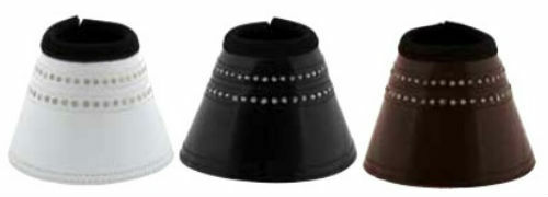 Horka Bell stivali Crystal Patent  Marronee Small