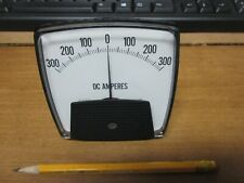 Cmi Modutec Analog Panel Meter 300 0 300 Dc Amperes
