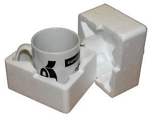 10oz Polystyrene Smash Proof Mug Box Mailer Packaging