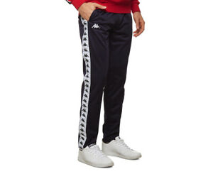 5279dec94d Details about Kappa Men's 222 Banda Astoria Track Pant - Marine  Blue/White/Black