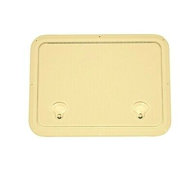 "Light Off-White DPI Marine 11/"" x 15/"" Tackle or First Aid Storage Godfrey White"