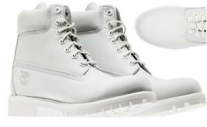 Details about TIMBERLAND GHOST WHITE LIMITED EDITION RELEASE MEN'S 6