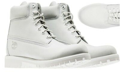 TIMBERLAND GHOST WHITE LIMITED EDITION