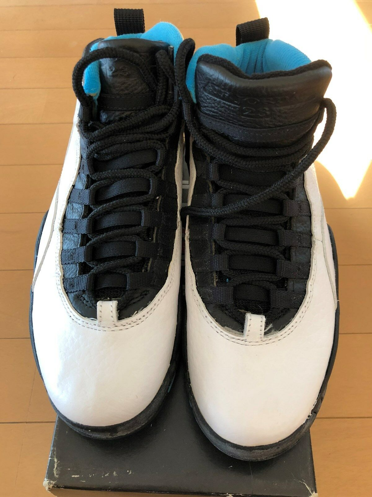 [Nike Archive] DS 1995 NIKE AIR JORDAN 10 ORIGINAL 130209-102 POWDER BLUE SZ6.5