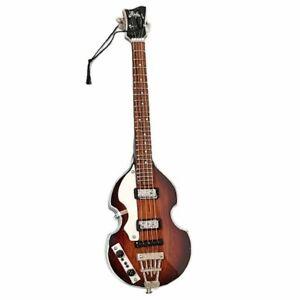 Axe Heaven Beatles Ornament Hofner Violin Bass Mini Guitar Replica Fab Four