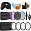 55mm-Filter-Kit-with-Accessories-for-Nikon-D3400-D5300-and-D5600 thumbnail 1