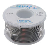 51-10-0006 Hengtai 63/37 Solder Wire Spool 2.0 Mm 250 Grams