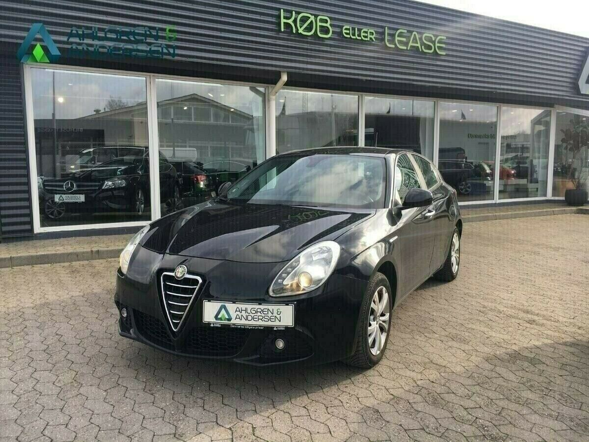 Alfa Romeo Giulietta 1,4 Turbo 120 Distinctive 5d
