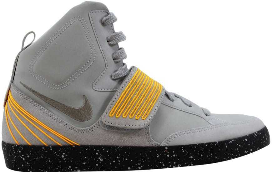 Nike NSW Gris Skystepper Dusty Gris NSW /Metallic Pewter-Laser Orange 599277-004 Hommes SZ 8 0d137e