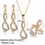 Women-Heart-Pendant-Choker-Chain-Crystal-Rhinestone-Necklace-Earring-Jewelry-Set thumbnail 66