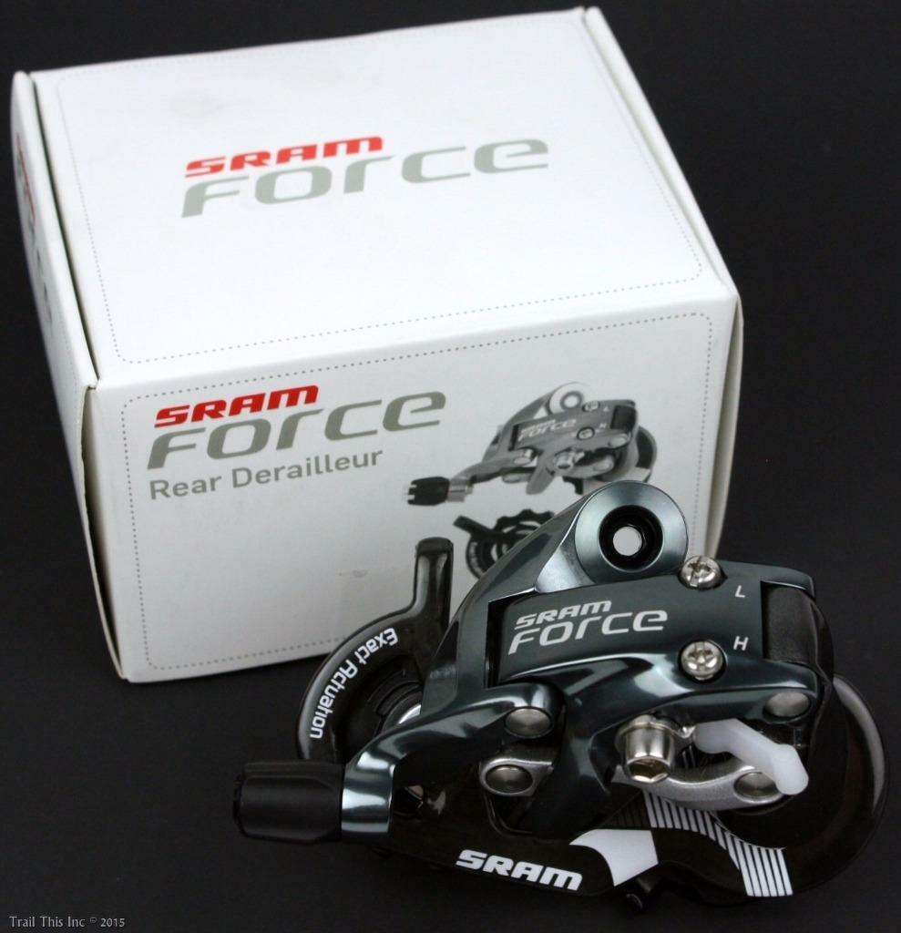 SRAM FORCE Road Bike Rear Derailleur Short Cage  10-Speed Carbon fits RED Rival  fast shipping and best service