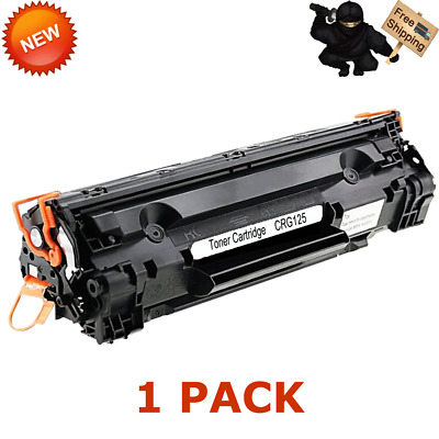 Black CRG125 C125 3484B001AA for Canon 125 Toner Cartridge imageCLASS LBP6000