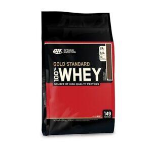 c8499135c Optimum Nutrition 100 Whey Gold Standard 4540g - Double Rich Chocolate 4 5kg  for sale online