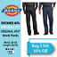 DICKIES-874-Mens-Work-Pants-Original-Fit-Uniform-School-Trousers-Dickies-Pants thumbnail 1