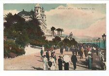 CPA Monte-Carlo les terrasses   carte postale/cp343