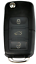 Mitsubishi-380-DB-Car-Key-Remote-Flipkey-Transponder-2005-2006-2007-2008 thumbnail 3