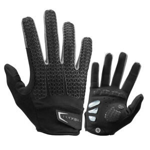 RockBros Touch Screen Cycling Gloves GEL Pad Shockproof Long Full Finger Gloves