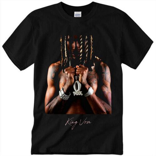 RIP Rapper King Von Signature Tshirt Welcome To O/'block T Shirt Unisex S-3XL