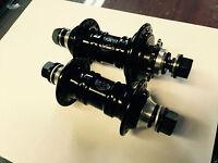 Profile Racing Black 9 T Mini Hub Set Rhd 9t Cassette Bmx Bike Bikes Hubs