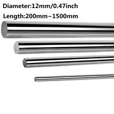 New shaft rod OD 20mm Cylinder Liner Rail Linear Shaft Optical Axis 20*530mm