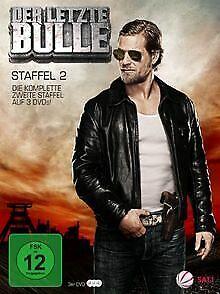 Der-letzte-Bulle-Staffel-2-3-DVDs-von-Vigg-Sebastian-DVD-Zustand-gut