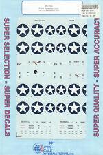 1/72 SuperScale Decals Marine F4U-1 Corsair VMF-213 Guadacanal 1943 72-738