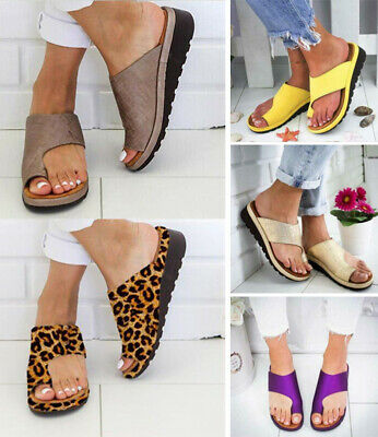 2019Hot Womens Comfy Platform Sandal