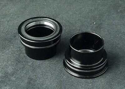 J/&L Press Fit 41mm Ceramic Bottom Bracket-Praxis M30 Crank on BB92//BB86//BB91