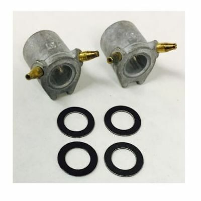 Holley QFT AED CCS Accelerator Pump Discharge Nozzle 121-130 .030