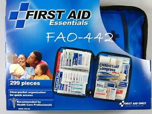 299 Pieces Emergency First Aid Kit FAO-442
