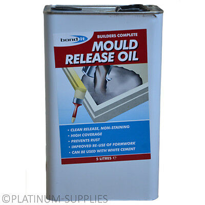 25LTR MOULD RELEASE OIL CHEMICAL RELEASING AGENT FOR CONCRETE DRUM 25 LITRES