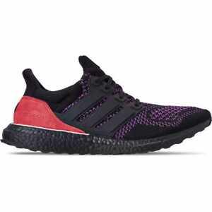 0f0c2b84f41 adidas UltraBOOST 1.0 Knit Running Core Black Action Purple Shock ...