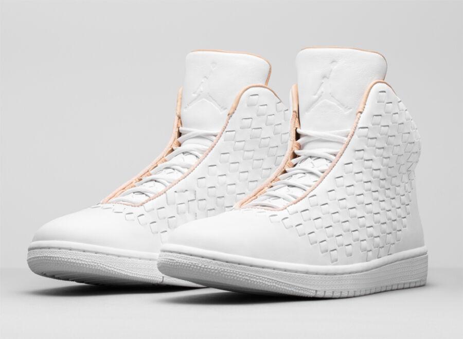 2014 Nike Air LUX Jordan Shin14 blanc Vachetta 689480 105 Tan LUX Air e426c4