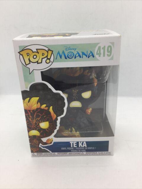 Funko Pop #419 Disney Moana Te Ka Teka