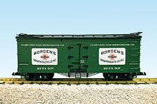 USA Trains G Scale R16020A-D Borden's Milk CHOICE # NEW RELEASE